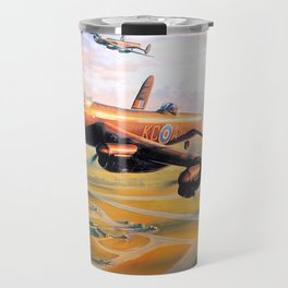 Avro Lancaster Travel Mug