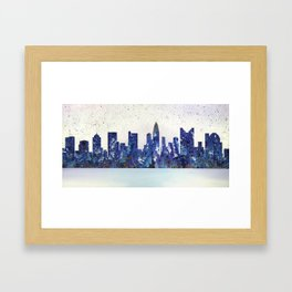Home Framed Art Print