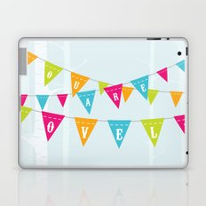 You Are Lovely Laptop & iPad Skin