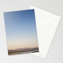 Autumn Sunrise over lake Windermere Stationery Cards