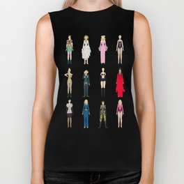 Outfits of Madge Fashion Biker Tank