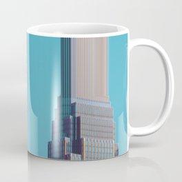 Minneapolis Minnesota Skyline Surrealism Coffee Mug