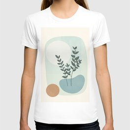 Azzurro Shapes No.51 T-shirt