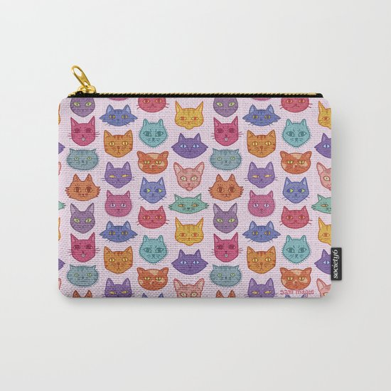 Caaaats cats catssss Carry-All Pouch