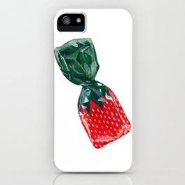 Strawberry BonBon iPhone Case