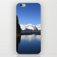 Tonsina Creek iPhone & iPod Skin
