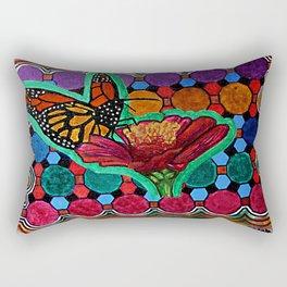 Cindy's Butterfly Rectangular Pillow