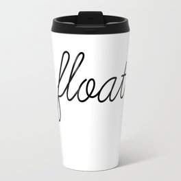 float Metal Travel Mug