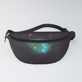 Hubble Space Telescope - Hubble offers a dazzling necklace Fanny Pack