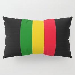 Rastafari Colors Pillow Sham