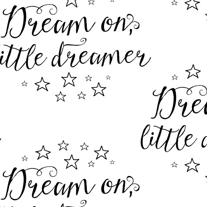 Dream on, little dreamer Leggings