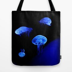 Moon Jelly Tote Bag