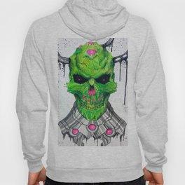 Brainiac Skull Hoody