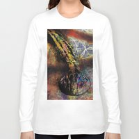 jellyfish Long Sleeve T-shirts featuring Jellyfish by J.Lauren