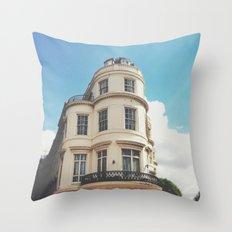 London Life Throw Pillow