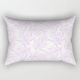 floral (75) Rectangular Pillow