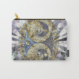 Space Odyssey - Lunar Phases I Carry-All Pouch