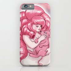 Rose's Lion Slim Case iPhone 6s