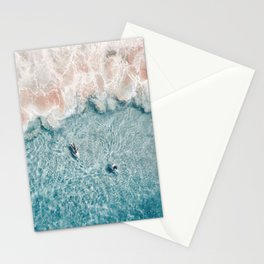 Pink Foam Stationery Cards