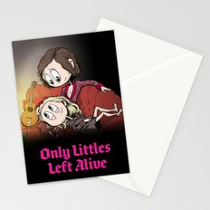 Only Littles Left Alive Stationery Cards
