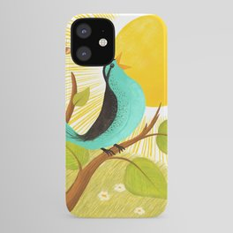 Early To Rise iPhone Case