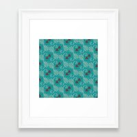 chelsea Framed Art Prints featuring Chelsea by Claire Smillie