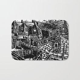 Street 1 Bath Mat