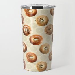 Bagels Travel Mug