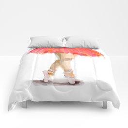 Dance me  Comforters