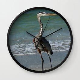 Beach Live Wall Clock