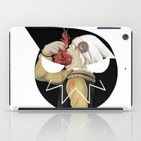 soul eater iPad Cases featuring Soul Eater - Manga / Anime Series by Powlah C