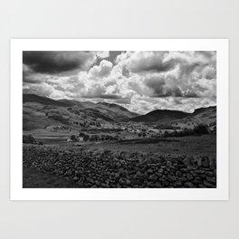 Near Keswick Art Print