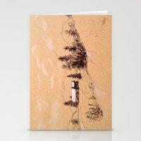 switzerland Stationery Cards featuring Switzerland by Heather Hartley