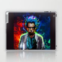 rick Laptop & iPad Skin