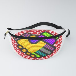Friendship is Freedom - Dots Fanny Pack