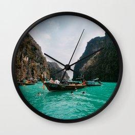 Koh Phi Phi Wall Clock