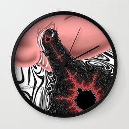 Infinite Penetration Wall Clock