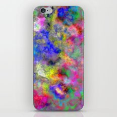 Color of Days iPhone & iPod Skin