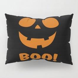 Boo! (Halloween) Pillow Sham