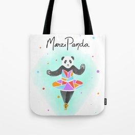 MarziPanda Tote Bag