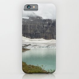 Grinnell Glacier - Expiration Date 2030 iPhone Case