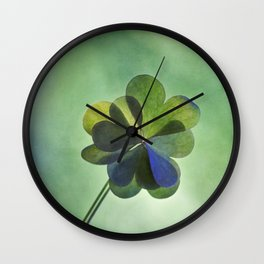 Love in love with love Wall Clock
