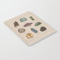 Gems and Minerals Notebook