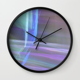 At The Deepest Level Of Abstraction Wall Clock