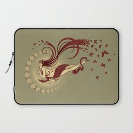 Madame Butterly Laptop Sleeve