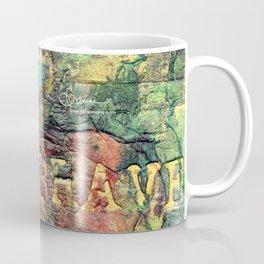 Permission Series: Brave Coffee Mug