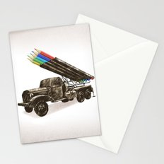 FIRE!!! Stationery Cards
