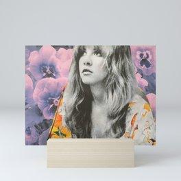 Stevie Mini Art Print