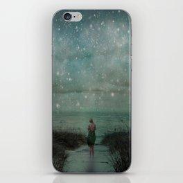 Stars in the Night Sky iPhone Skin