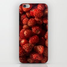 Wild Strawberries iPhone & iPod Skin